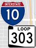 Loop 303 closed Saturday (Sept. 22) from I-10 to Happy Valley Parkway