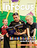 Back to school safety is the focus of this month's resident magazine