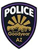 Goodyear Police Department has submitted a grant application to the Bureau of Justice Assistance
