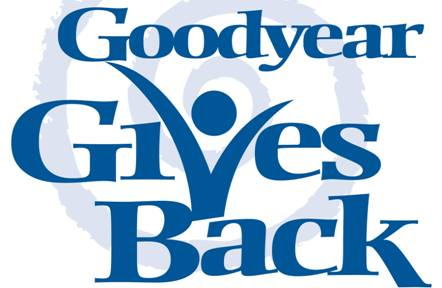 Goodyear Gives Back
