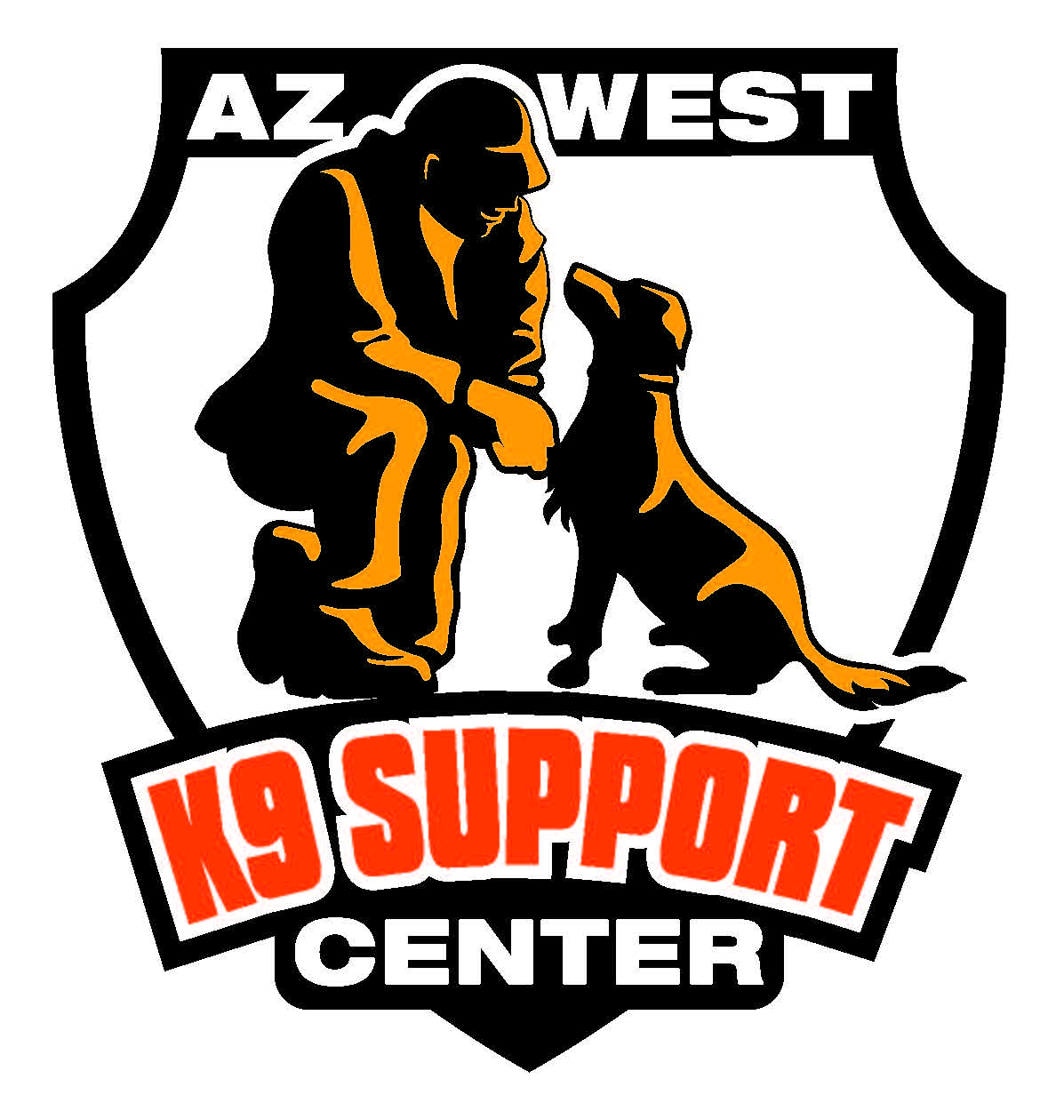 AZ West K9 Support Ctr_logo_cmyk