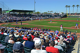 Spring Training Schedule Released