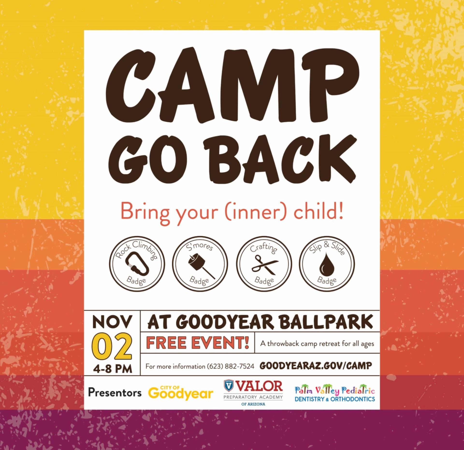 Camp Go Back Flyer-Ad